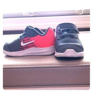 Size 4C toddler Nike shoes